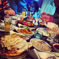 Photo taken at Muhib Indian Restaurant by Dave M. on 1/18/2014