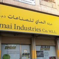 Photo taken at almai industries شركة الماي للصناعات by Mohammed S A. on 1/27/2014