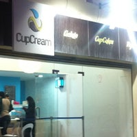 Photo taken at CupCream by Mohammed S A. on 2/2/2013
