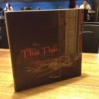 Photo taken at Thai Thai by Beleri W. on 3/29/2013