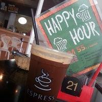 Photo taken at Espress Cafe by L Prakash on 3/15/2014