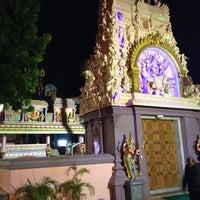 Photo taken at Sri Raja Rajeswary Temple by L Prakash on 6/28/2014