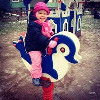 Снимок сделан в Детская Игровая Площадка пользователем Frola . 12/13/2013