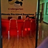 Photo taken at Juara Kids Kindergarten by Jiha® on 3/14/2014