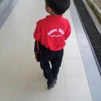 Photo taken at Juara Kids Kindergarten by Jiha® on 2/18/2014
