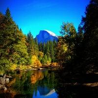Photo taken at Yosemite National Park by Boris L. on 11/4/2012