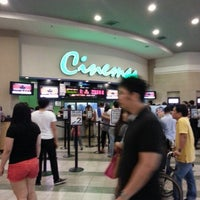 Photo taken at TriNoma Cinemas by Lhove S. on 11/25/2012