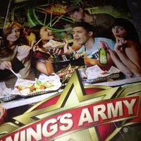 Foto tomada en Wings Army por Emmanuel G. el 2/15/2013