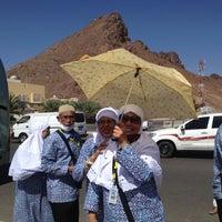 Photo taken at Al Safwah Royale Orchid Mekkah by elham r. on 2/27/2013