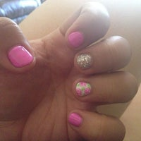 Photo taken at Nailkery by Michelle H. on 5/18/2014