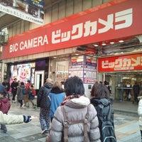 Photo taken at Bic Camera by Hisa T. on 3/22/2014