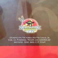 Photo taken at Zuramandiny by Fernando T. on 7/7/2013