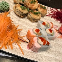 Photo taken at Mori Sushi by Bader A. on 11/29/2017