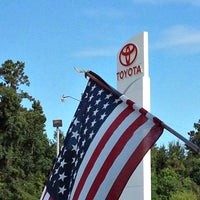Photo taken at Toyota of Hattiesburg by Toyota of Hattiesburg on 7/1/2014