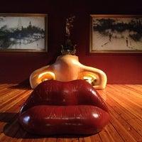 Photo taken at Teatre-Museu Salvador Dalí by Sergey Z. on 3/13/2013