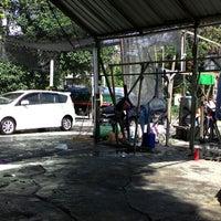 Photo taken at Car Wash Bukit Raya by Fakhrun N. on 8/23/2014