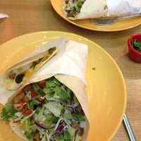 Photo taken at Dos Tacos by Hyun Soo C. on 10/3/2012