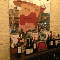 Photo taken at Tinto Fino by Albert A. on 2/2/2013