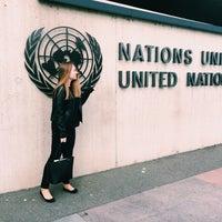 5/28/2016 tarihinde Anna S.ziyaretçi tarafından UNCTAD'de çekilen fotoğraf