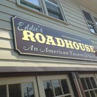 Photo taken at Eddie's Roadhouse by Scott F. on 5/15/2013