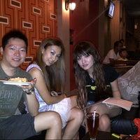Photo taken at Hotel Randayan by Lynn on 10/18/2012