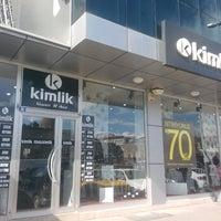 Photo taken at Kimlik by Kadir Ç. on 3/26/2014