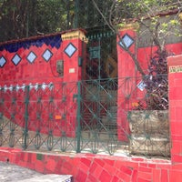 Foto tirada no(a) Casa de Santa Teresa por Ming S. em 11/5/2015