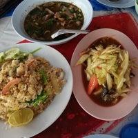 Photo taken at E-San Lom Choy by Beehana S. on 11/27/2012