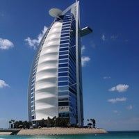 Photo taken at Burj Al Arab by Maksim ✈ S. on 10/31/2012