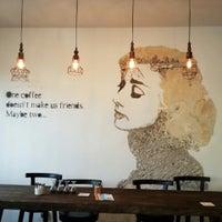 5/5/2015 tarihinde Aslı R.ziyaretçi tarafından Montag Coffee Roasters'de çekilen fotoğraf