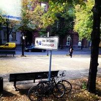 9/21/2012 tarihinde Romaziyaretçi tarafından Lustgarten'de çekilen fotoğraf