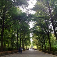 Photo prise au Treptower Park par Roma le9/21/2012