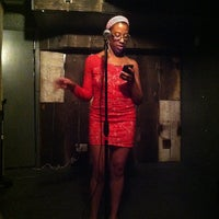Photo taken at Alibi by The Inspired Word NYC on 9/20/2012