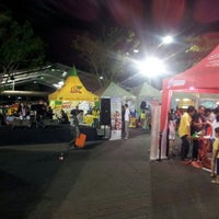 Photo taken at Food Festival by muhammad c. on 9/22/2012