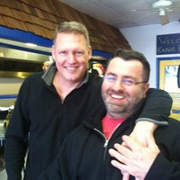 Photo taken at The Greek Village Grille by geoffredo on 1/19/2014
