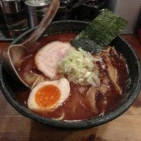 Photo taken at 麺処 田ぶし by Takeshi N. on 1/15/2013