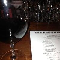 Photo taken at Gather Wine Bar by Kari B. on 10/27/2012