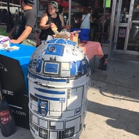 Photo taken at Greek Town, The Danforth by Victor E. on 8/13/2017