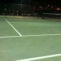 Photo taken at İnnovia 2 Tenis Kortu by Ahmet Emre Ç. on 5/21/2013