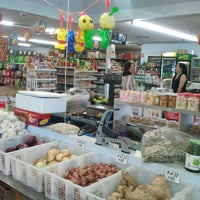Photo taken at Seng Bangkok grocery by Graeme B. on 1/6/2013