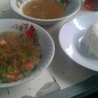 Photo taken at Soto Kudus by Rama F. on 5/12/2013