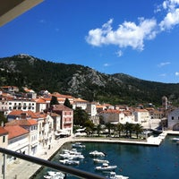 Photo taken at Adriana, hvar spa hotel by Peko P. on 4/14/2013