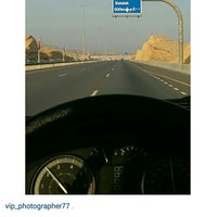 Photo taken at Muscat - Nizwa Highway by VIP p. on 11/19/2014