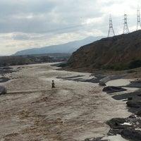 Photo taken at Wadi al Khoudh by VIP p. on 11/22/2013