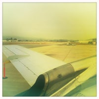 Photo taken at San Luis Obispo County Regional Airport (SBP) by Danny G. on 9/27/2012