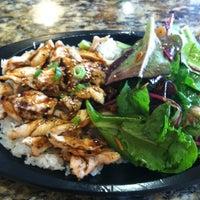 Photo taken at SanSai Japanese Grill by Jason C. on 7/21/2013