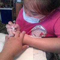 Photo taken at Nails by DaResa H. on 7/1/2013