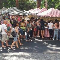 Photo taken at Feira de Artes e Artesanato de Belo Horizonte (Feira Hippie) by Luiz Carlos DE O. on 9/16/2012