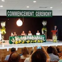 Photo taken at Colegio San Patricio (Campus Cumbres) by Germán M. on 6/23/2015
