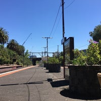 Photo taken at Armadale Station by Graham M. on 10/29/2016